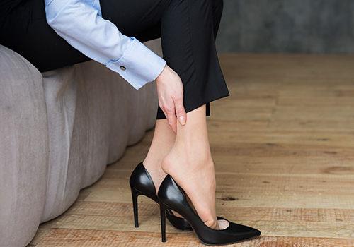 deformitet stopala