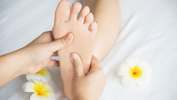 masaža stopala