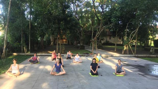 Indonežanske vežbe